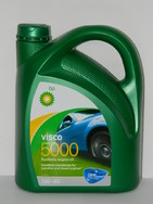BP Visco 5000 5w40,4л