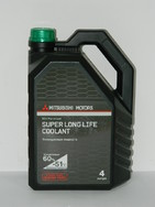 Антифриз Mitsubishi Super Long Life Coolant 60%,4л