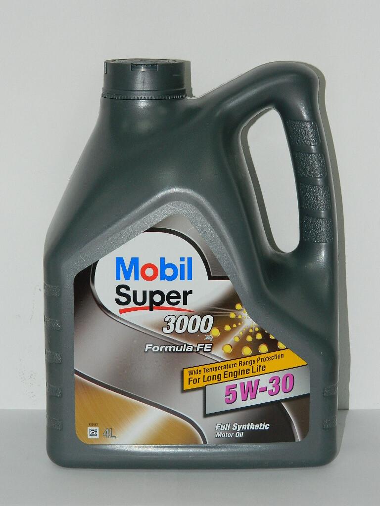 Купить Мобил Супер 3000 5W30