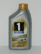 Mobil NEW LIFE 0w40,1л