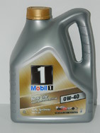 Mobil NEW LIFE 0w40,4л